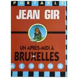 Gir Jean (Moebius): un après-midi à Bruxelles.