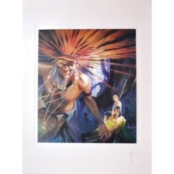 Lepage Emmanuel, A.Sibran: la terre sans mal.