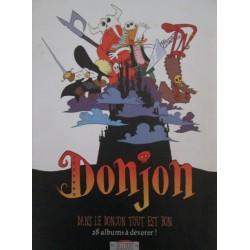 Tronheim & Sfar : Fascicule Donjon.