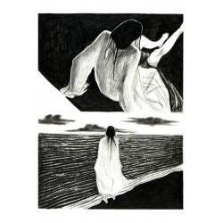 Baudouin Tamia : Planche n°25, The Great Escape.