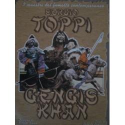 Toppi Sergio : Fascicule Gengis Khan.