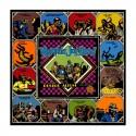 Crumb Robert : Sérigraphie Memphis Jug Band.