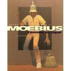 Moebius: l'homme du Ciguri, Major Fatal.