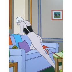 Moebius: Portfolio Eros
