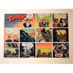 Milton Caniff: Terry and the pirates