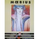 Moebius : Affiche Originale Made in L.A.
