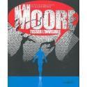 """Alan Moore, """"tisser l'invisible"""", sous la direction de Julien Bétan."""