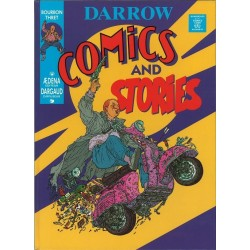 Darrow: Comics and Stories, plus dédicace.