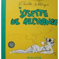 Schlingo Charlie : Josette de rechange.