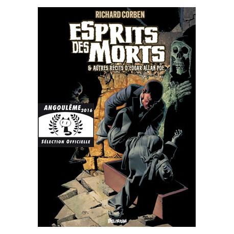 Corben Richard: Esprits des Morts.