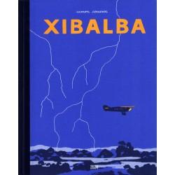 Roussin Simon: Album Xibalpa, sérigraphie.