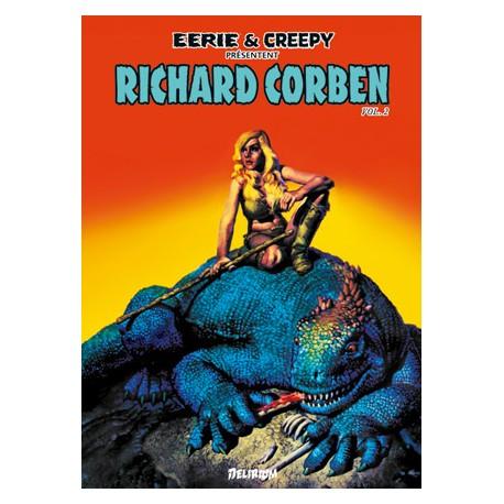 Corben Richard: EERIE & CREEPY présentent...Vol 2.