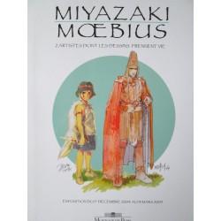 Miyzaki & Moebius : Catalogue de l'exposition au musée de la Monnaie de Paris.