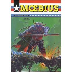 Moebius: Coffret huit albums, les Humanoïdes Associés.