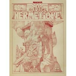 Moebius: tirage de Tête, Le Garage Hermétique.