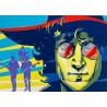 Liberatore Tanino: Sérigraphie John Lennon.