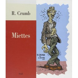 Crumb Robert: Miettes.