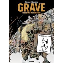 Corben Richard: Grave, les contes du cimetière, Denaeus.