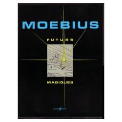 Moebius: Portfolio Futurs Magiques.