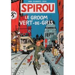 Schwartz & Yann: Tirage de Tête, le Groom vert-de-gris.