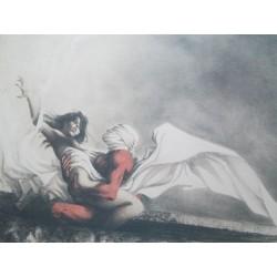 """Yslaire: Affiche """"Dieu est-il mort?"""""""