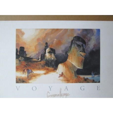 Lepage Emmanuel : Voyage portfolio