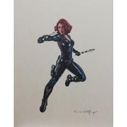 Wildfang Emma: Black Widow.