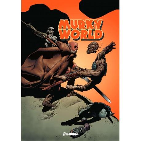 Corben Richard: Murky World.
