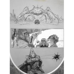 Moebius: Celluloïd Arzach 2.