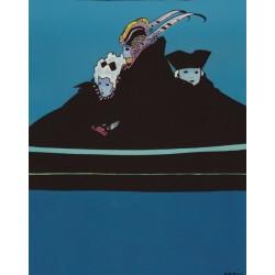 Moebius: Tirage de Tête, Venise Céleste.