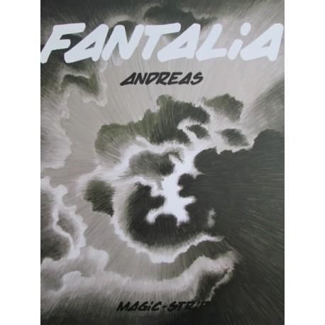 Andréas: portfolio Fantalia.