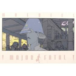 Moebius: Sérigraphie, Major Fatal, Days in Armjourth.