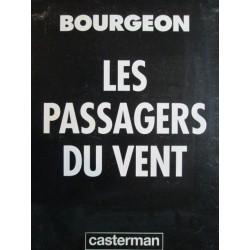 Bourgeon François : portfolio les passagers du vent