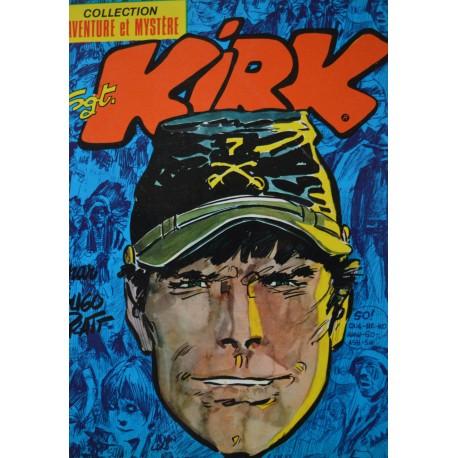 Sergent Kirk, Hugo Pratt & Oesterheld