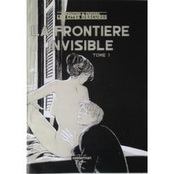 Schuiten & Peeters : Tirage d'imprimerie La Frontière Invisible tome 1.