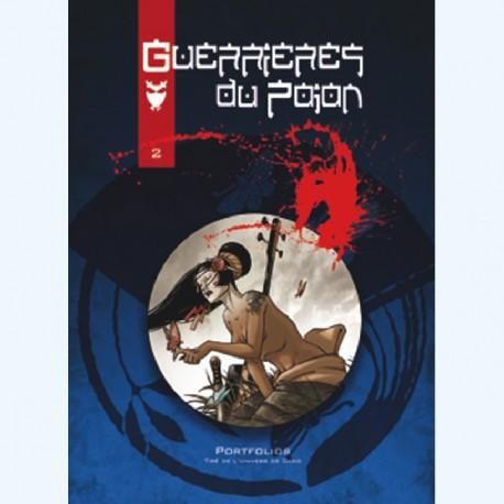 Hub : Portfolio Guerrières du Pojon.